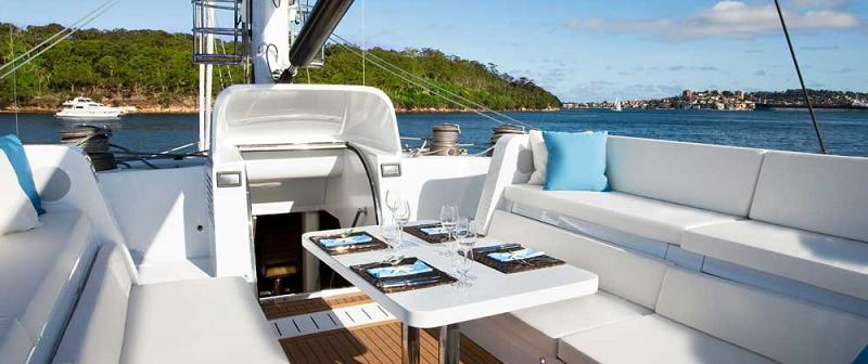 virgin catamaran necker belle 9 Necker Belle: The Ultimate Catamaran Experience [25 Pics]