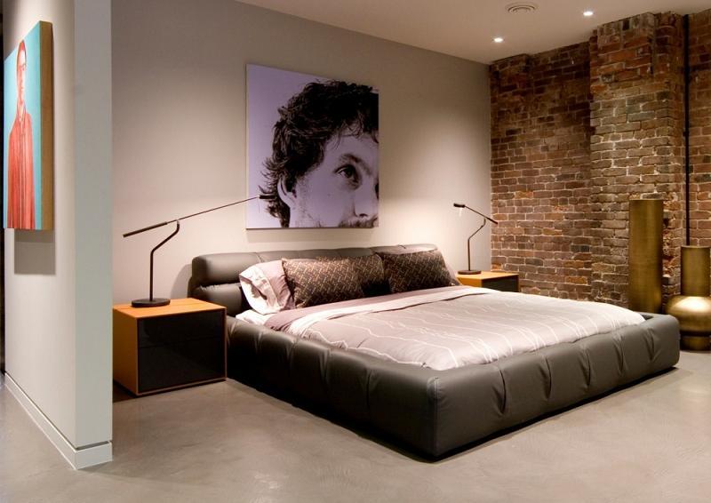 Beautiful Interior Design by Kelly Reynolds – 1000 sq ft Loft ...