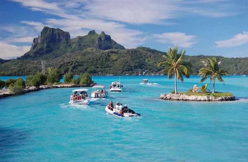 bora bora french polynesia 19 25 Stunning Photographs of Bora Bora