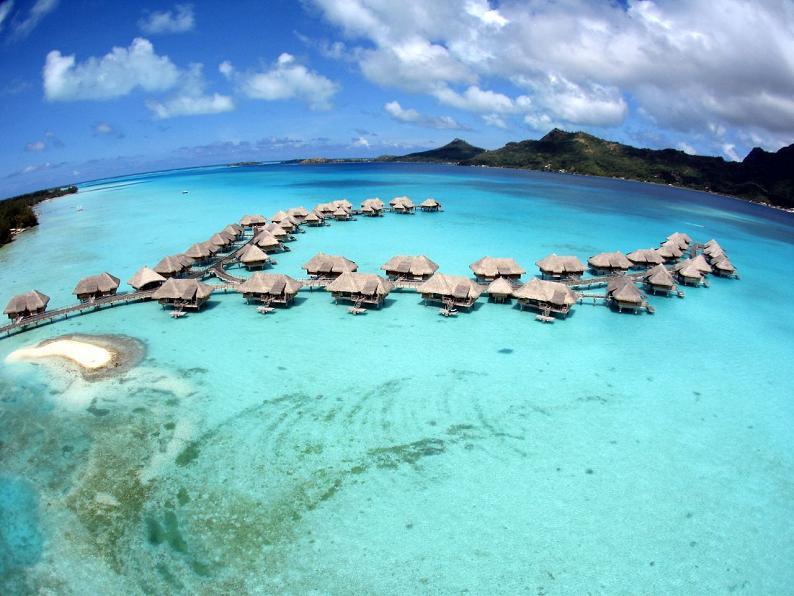 bora bora french polynesia 23 25 Stunning Photographs of Bora Bora