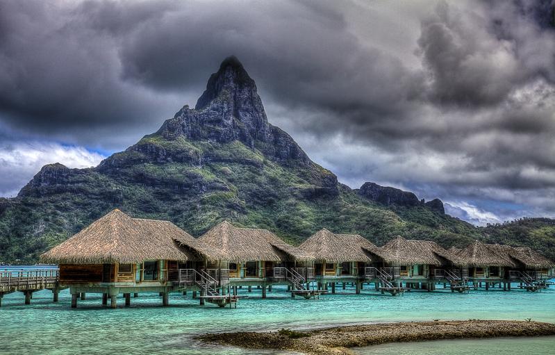 bora bora french polynesia 5 25 Stunning Photographs of Bora Bora