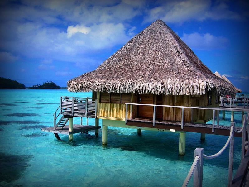 bora bora island 25 Stunning Photographs of Bora Bora
