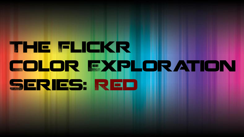 The Flickr Color Exploration Series: RED