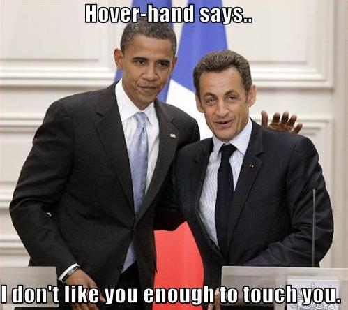 hover hand obama 25 Funniest Hover Hand Pictures