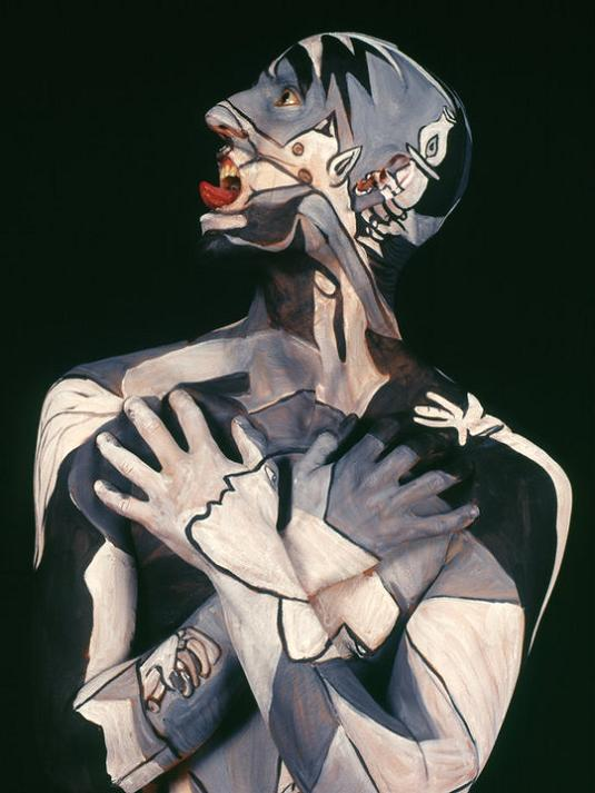 museum anatomy chadwick and spector body painting classic art 9 Museum Anatomy: Body Painting by Chadwick & Spector