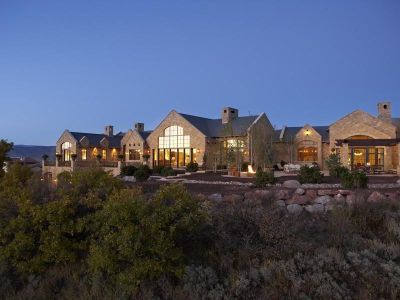 Wow Tuscan Inspired Estate In Aspen Colorado