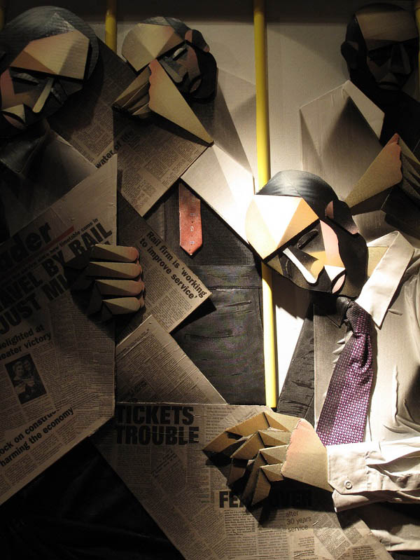 adam neate artist 3d artwork paintings 10 Astonishing 3D Collages by Adam Neate [30 pics]