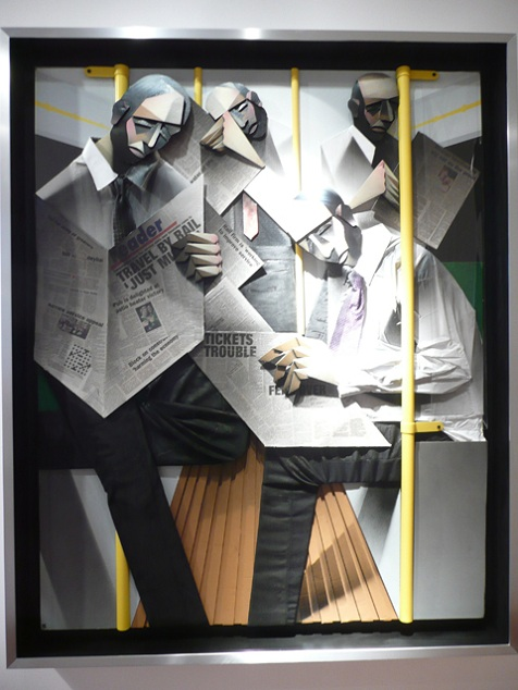 adam neate artist 3d artwork paintings 12 Astonishing 3D Collages by Adam Neate [30 pics]