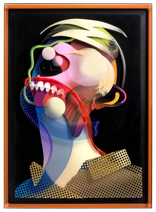 adam neate artist 3d artwork paintings 2 Astonishing 3D Collages by Adam Neate [30 pics]