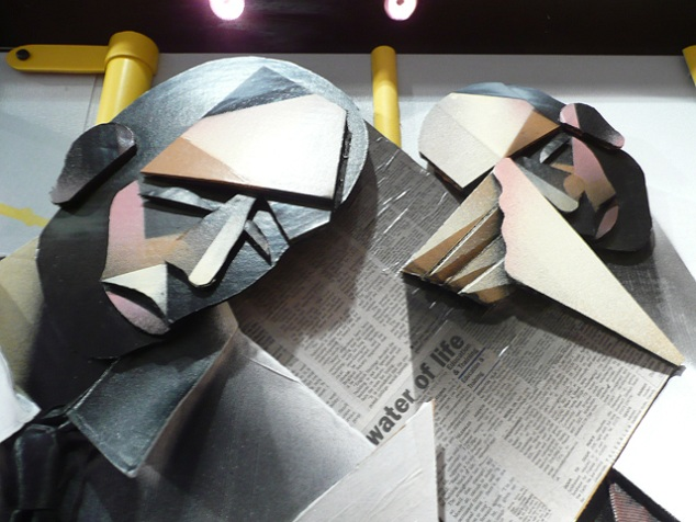 adam neate artist 3d artwork paintings 6 Astonishing 3D Collages by Adam Neate [30 pics]