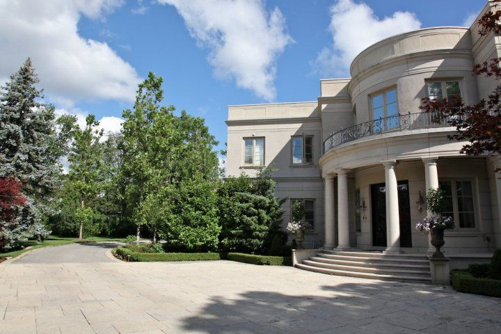 biggest most expensive house in toronto ontario canada 47 The Most Expensive House in Toronto, Canada