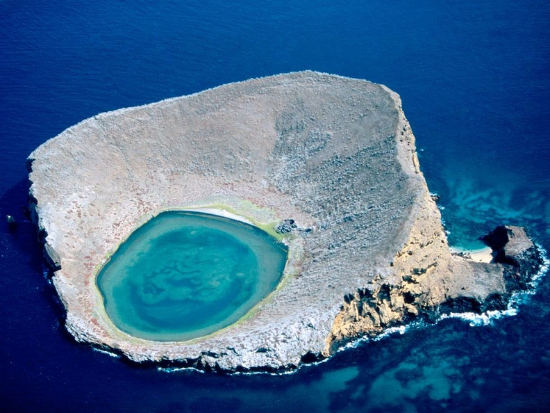 blue lagoon galapagos islands ecuador The Top 50 Pictures of the Day for 2011