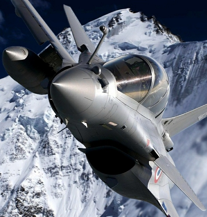 Picture of the Day: Fighter Jet Up Close and Personal | Jan. 4,2011