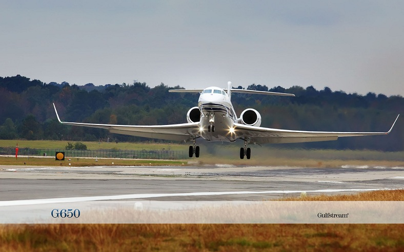 gulfstream g650 private jet like a g6 1 Whats a G6? Its the $58 million Gulfstream G650 Private Jet