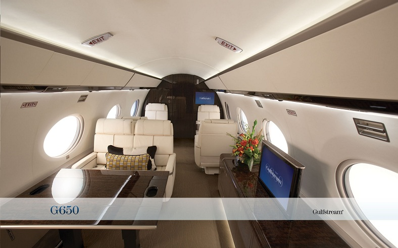 gulfstream g650 private jet like a g6 19 Whats a G6? Its the $58 million Gulfstream G650 Private Jet