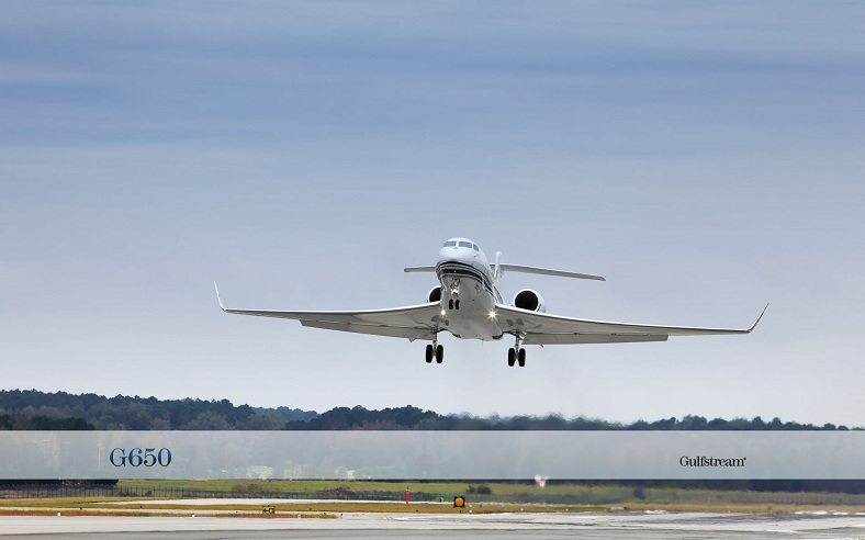 gulfstream g650 private jet like a g6 2 Whats a G6? Its the $58 million Gulfstream G650 Private Jet