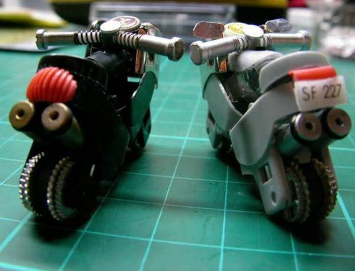 how to make motorcycles from disposable lighter How to Turn a Lighter Into a Mini Motorcycle