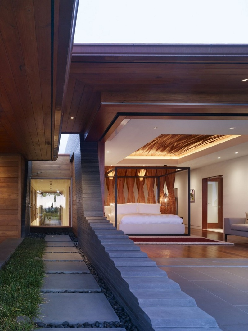 The stunning kona residence in hawaii by belzberg for Define architect