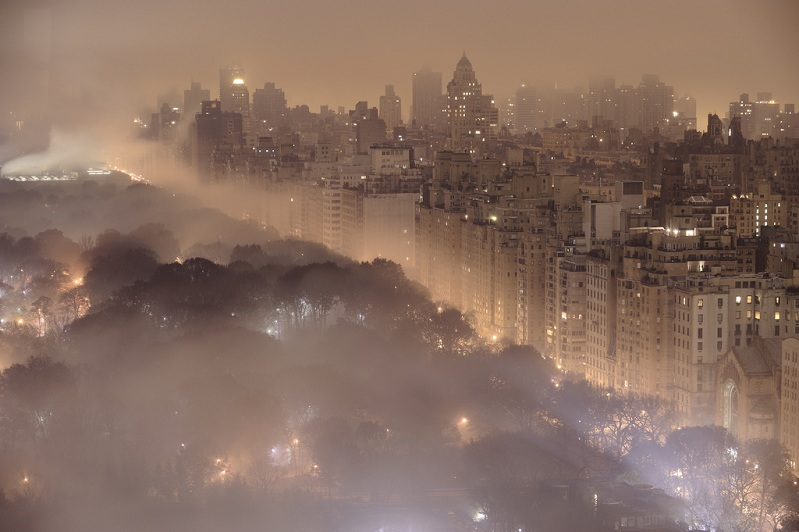 Picture of the Day: New York City at Night