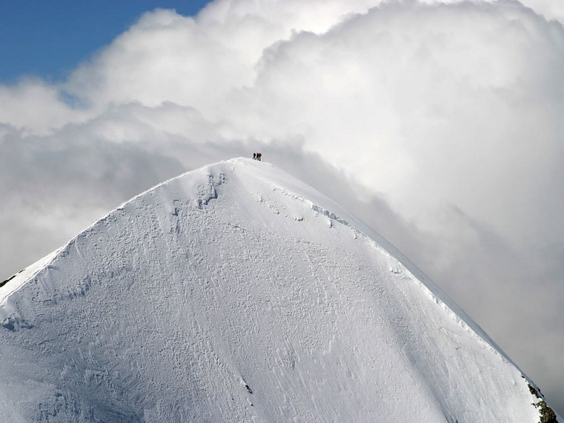 Picture of the Day: Reaching theSummit