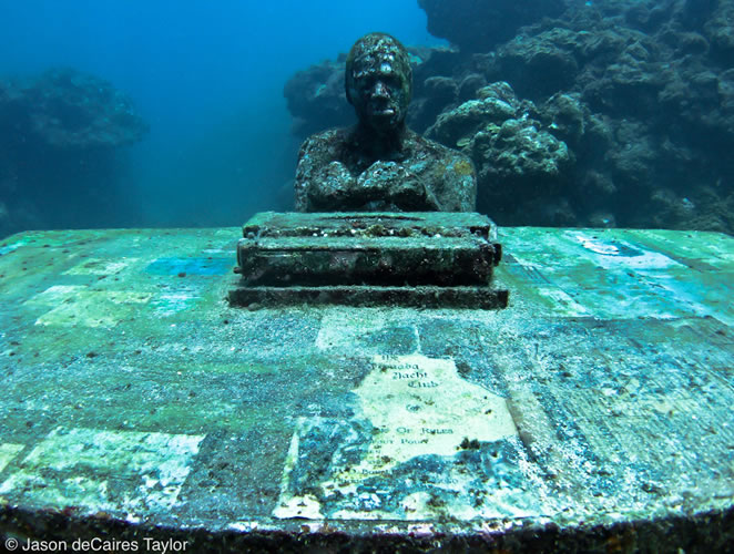 underwater sculptures artist jason decaires taylor artificial reefs 23 Astonishing Underwater Sculptures by Jason deCaires Taylor [30 pics]