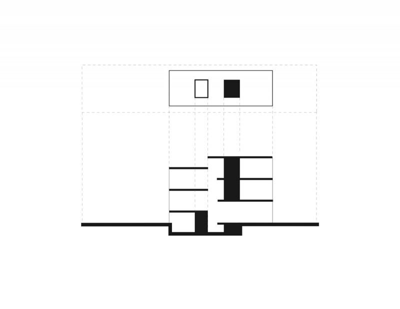 251 lumsden toronto shaft house reza aliabadi 16 Shaft House by Reza Aliabadi   Tall House, Narrow Lot