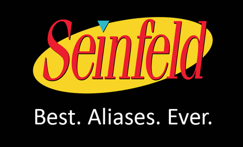 The Best Aliases Ever on Seinfeld