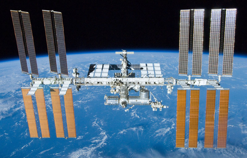 10 Things You Didn't Know About the International Space Station