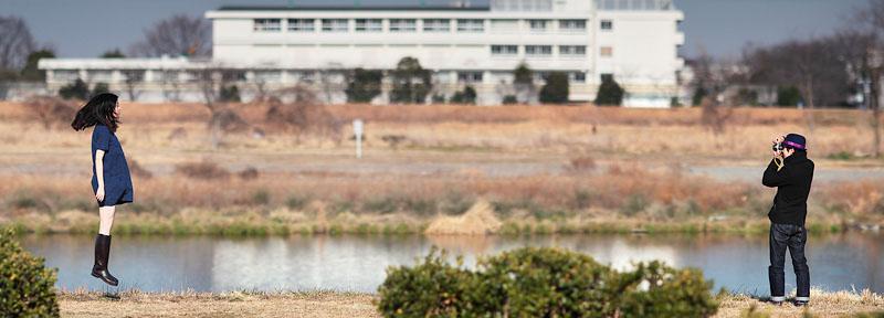 japanese girl levitates natsumi hayashi 8 Natsumi Hayashi: A Life of Levitation [25 pics]
