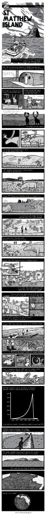 St. Matthew Island [ComicStrip]