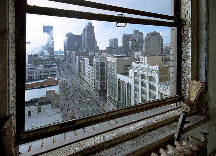 ruins of detroit yves marchand romain meffre 19 The Ruins of Detroit
