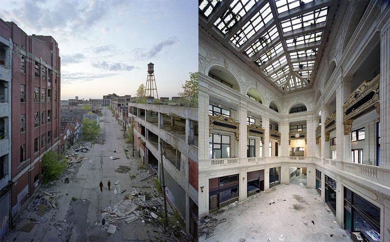 ruins of detroit yves marchand romain meffre 22 The Ruins of Detroit