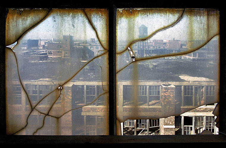 ruins of detroit yves marchand romain meffre 23 The Ruins of Detroit