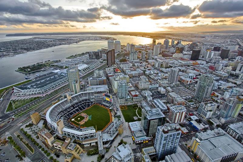 Stadium Aerial View Aerial Photos of Stadiums