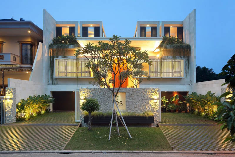 Static House Jakarta Indonesia Tws And Partners 29 The Stunning Static  House In Jakarta, Indonesia