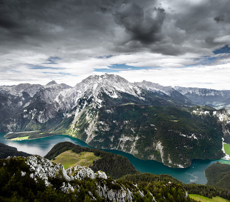 Picture of the Day: Watzmann Mountain,Germany