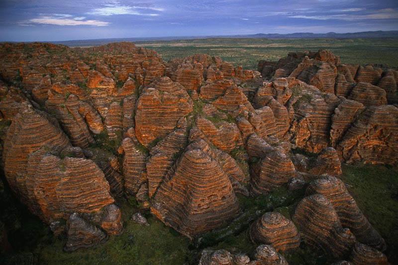 bungle bungle national park halls creek kimberley australia 25 Mind Blowing Aerial Photographs Around the World