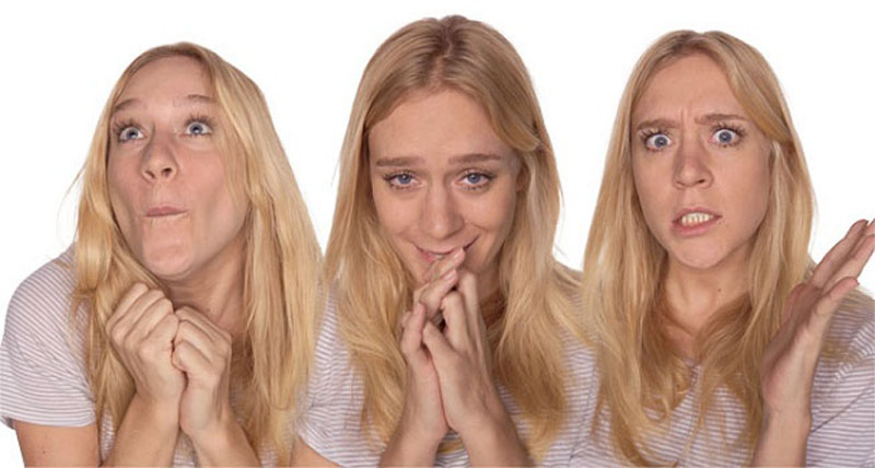 chloe sevigny acting in character Funny Faces: Famous Actors Acting Out [20 Pics]