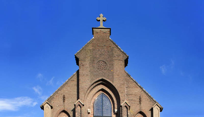 church conversion into residence utrecht the netherlands zecc architects 17 Converting a Church Into a Family Home