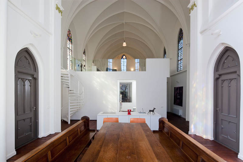 converting a church into a family home «twistedsifter