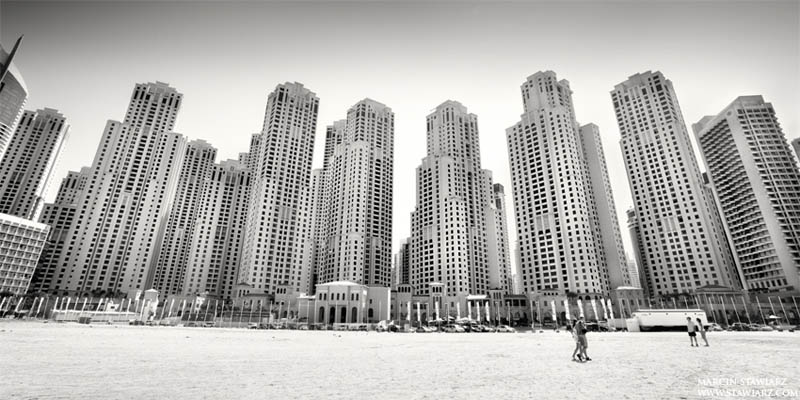 dubai uae skyline 25 Stunning Skylines Around the World