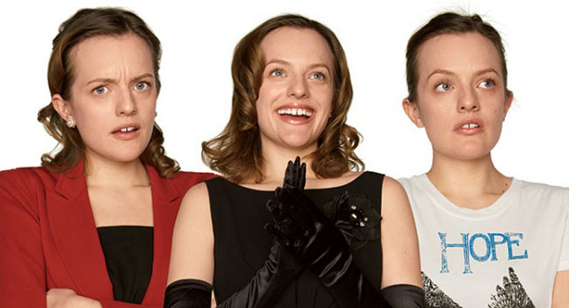 elisabeth moss acting in character Funny Faces: Famous Actors Acting Out [20 Pics]