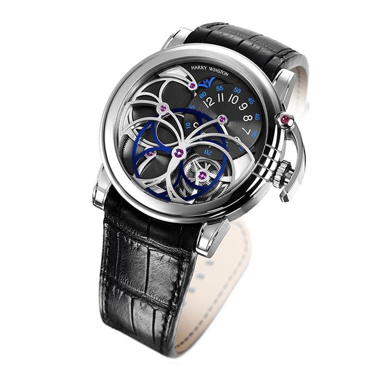 harry winston opus 7 andreas strehler The Harry Winston Opus Watch Series