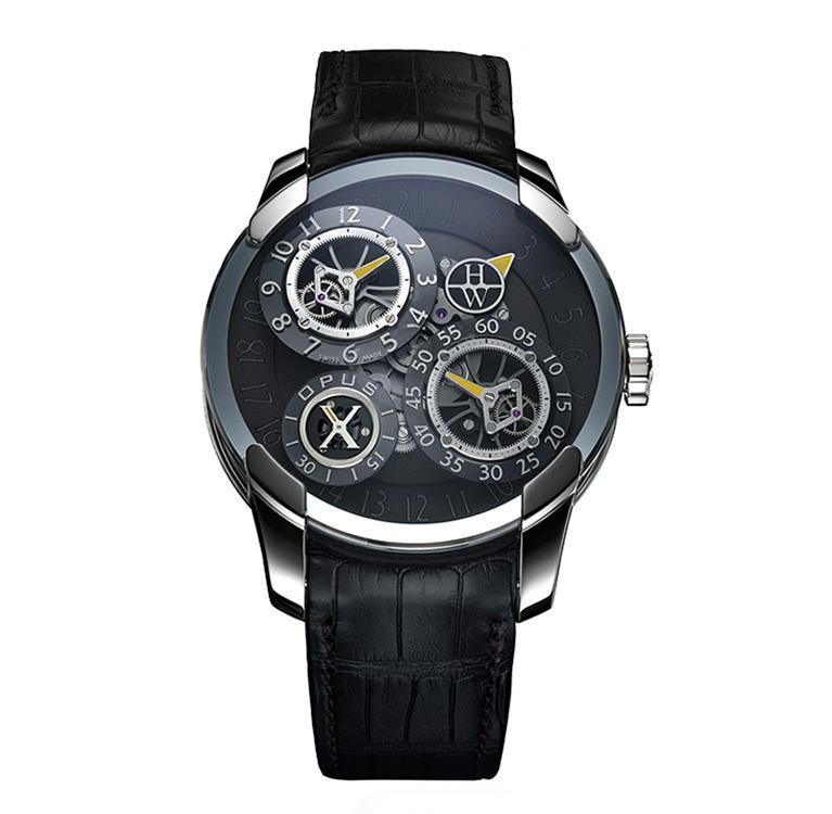 harry winston opus x jean francois mojon The Harry Winston Opus Watch Series