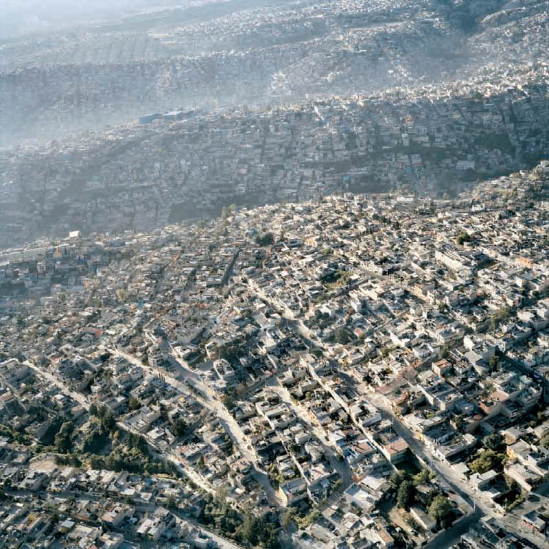 Picture of the Day: Mexico City from Above