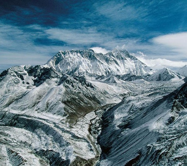 Mount Everest, Himalayas, Nepal