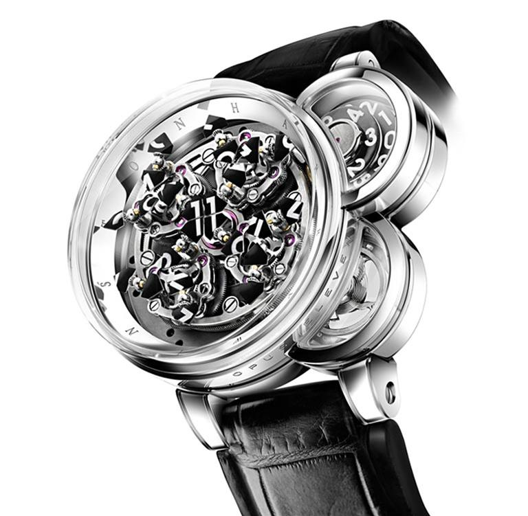 The Harry Winston Opus Watch Series