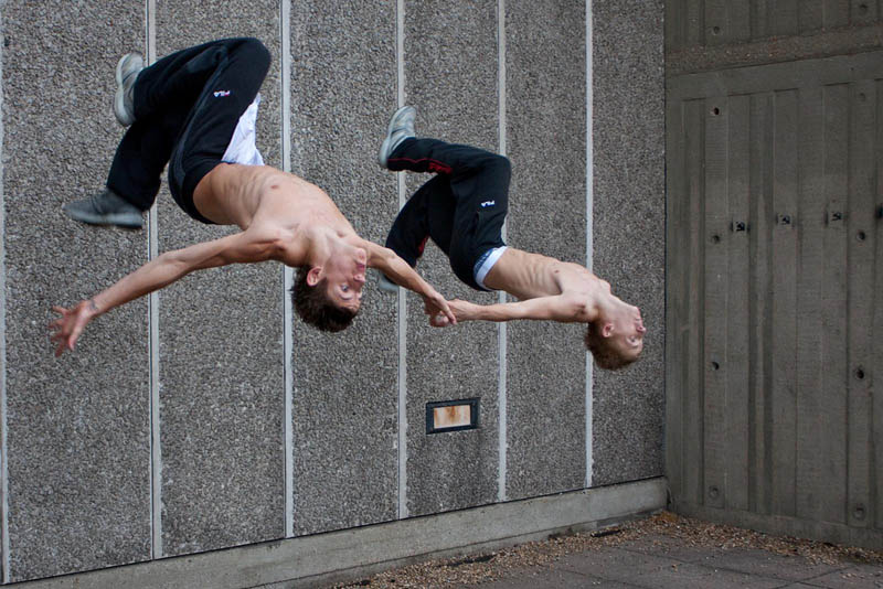 parkour pk freerunning traceurs 10 25 Incredible Parkour Photographs