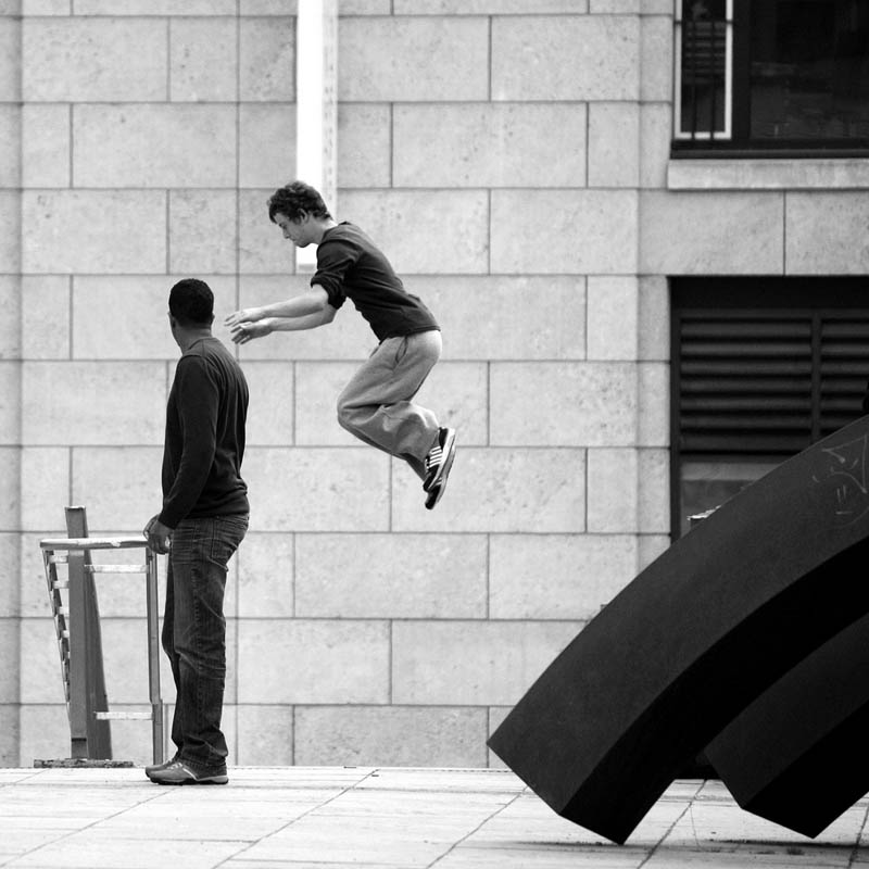 parkour pk freerunning traceurs 18 25 Incredible Parkour Photographs