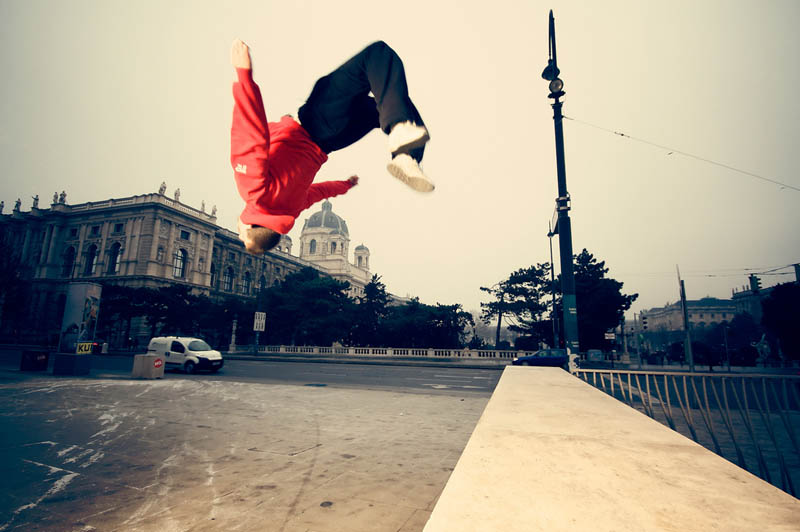 parkour pk freerunning traceurs 24 25 Incredible Parkour Photographs